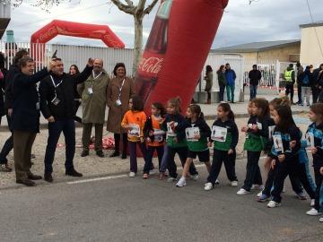 Más de 2.500 alumnos participan en el Cross Solidario Kolbe