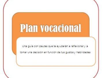 Plan vocacional