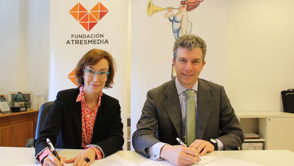 La Fundación Atresmedia y la Asociación de Medios Publicitarios de España (AMPE) suman fuerzas para normalizar la discapacidad