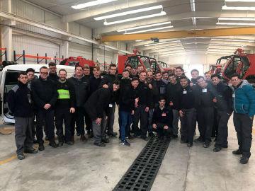 Iturri ProtecFire y Azvi Manfevias firman un acuerdo para la inserción laboral