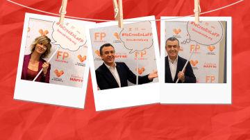 La Fundación Atresmedia  y Fundación Mapfre lanzan una nueva campaña para visibilizar la Formación Profesional