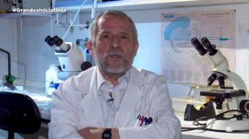 Francisco Mora apoya los Premios 'Grandes Profes, Grandes Iniciativas'
