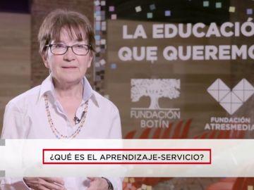 ¿Qué es el aprendizaje-servicio?
