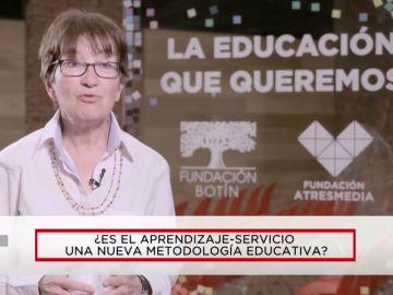 ¿El aprendizaje-servicio es una nueva metodología educativa?