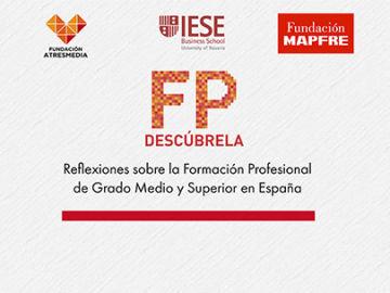Reflexiones sobre la FP de Grado Medio y Superior en España