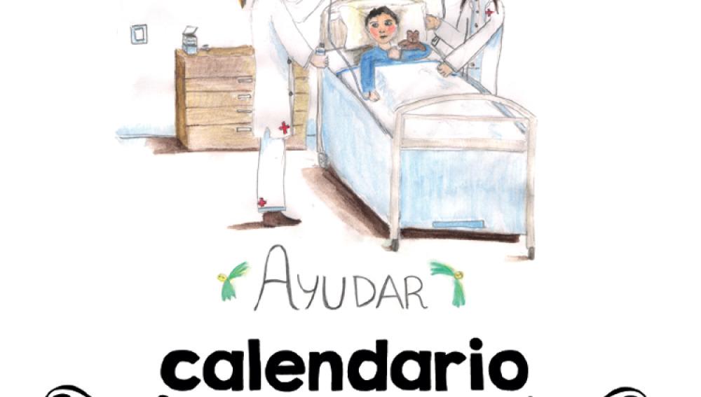 Portada calendario  Fundación Atresmedia  2014