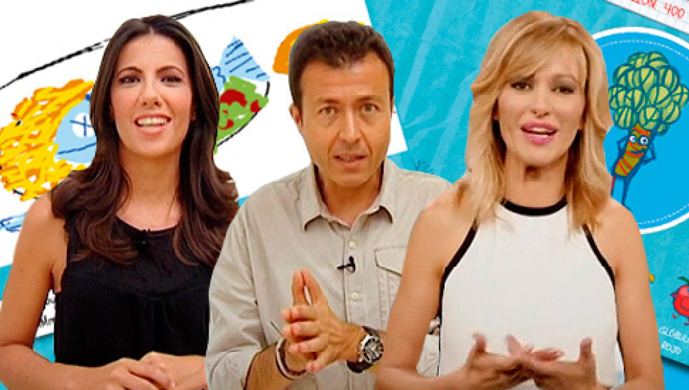 'Trasplante de Médula' con Ana Pastor, Manu Sánchez, Susanna Griso.
