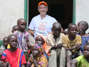 'Una escuela, una vida' recauda más de 120.000 euros