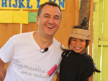 Diario de viaje de Roberto Brasero en Perú