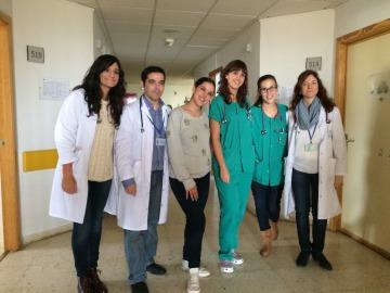 La Fundación ATRESMEDIA y Roko celebran en el Hospital Reina Sofía  el Día Universal de la Infancia.
