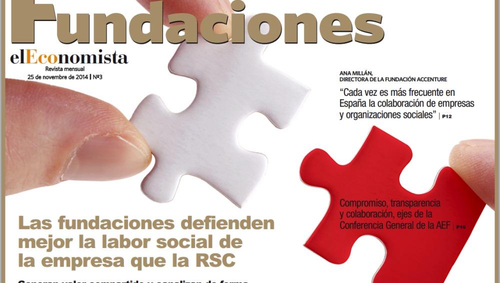 Fundaciones elEconomista noviembre