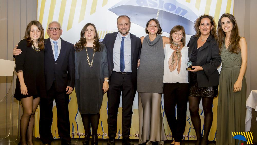 La Fundación Atresmedia, premio ASION