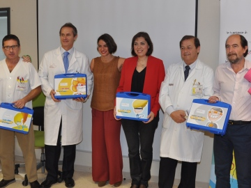 Seis superhéroes llegan a Murcia para ayudar a niños con cáncer