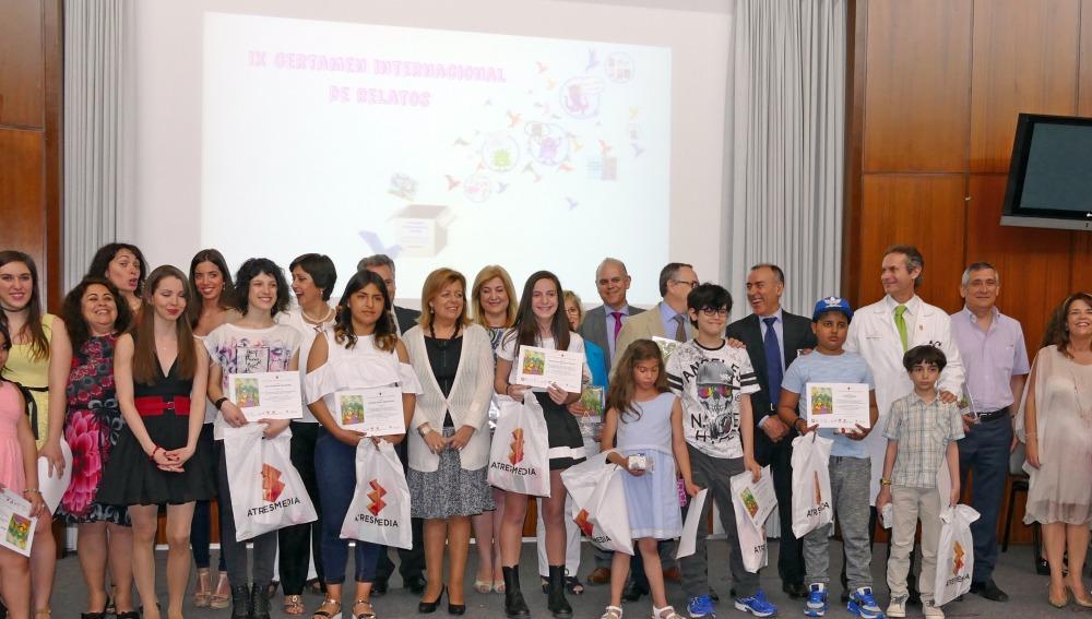 La Fundación Atresmedia  colabora en el certamen literario 'En mi verso soy libre'