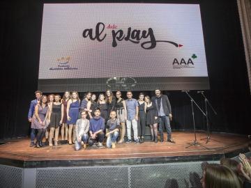 La canción solidaria 'Guerra ganada' pone ritmo al Canal FAN3