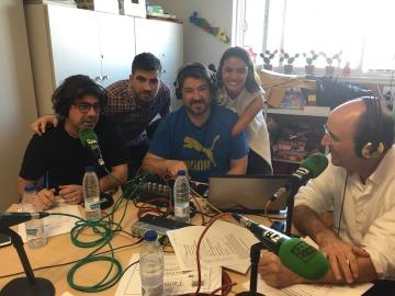 'Almería en la Onda' desde el hospital de Torrecárdenas