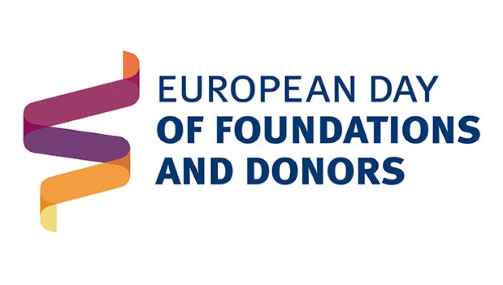 Nos sumamos a la celebración del Día Europeo de Fundaciones y Donantes