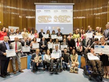 Premio SUPER Cuidadores para la Fundación Atresmedia