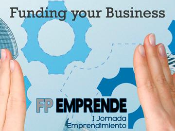 Participa en la I Jornada de Emprendimiento con 'FP Emprende'