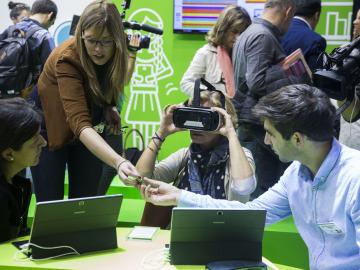 La Fundación Atresmedia participa en SIMO Educación