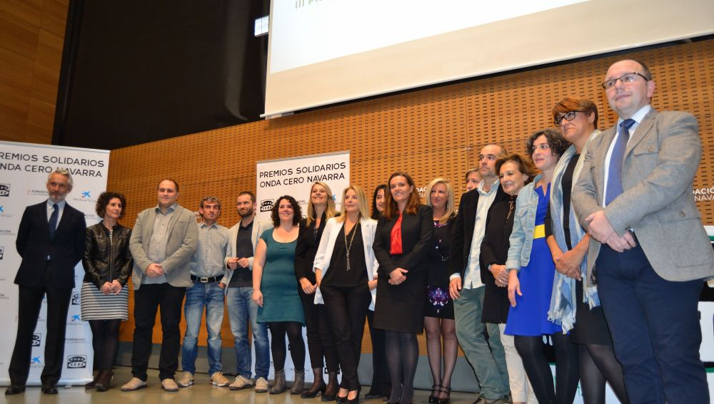 Se conceden los III Premios Solidarios Onda Cero