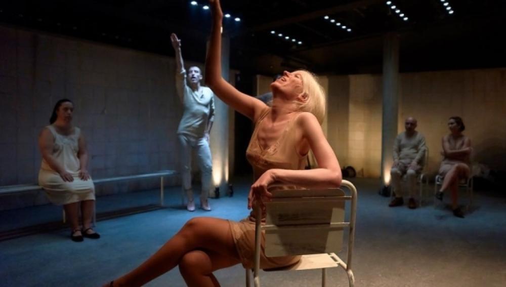 'Cáscaras vacías' regresa al teatro María Guerrero