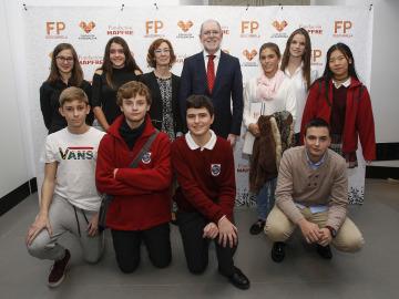 La Fundación Atresmedia y Fundación MAPFRE reúnen en Sevilla a jóvenes para conocer su opinión sobre la Formación Profesional