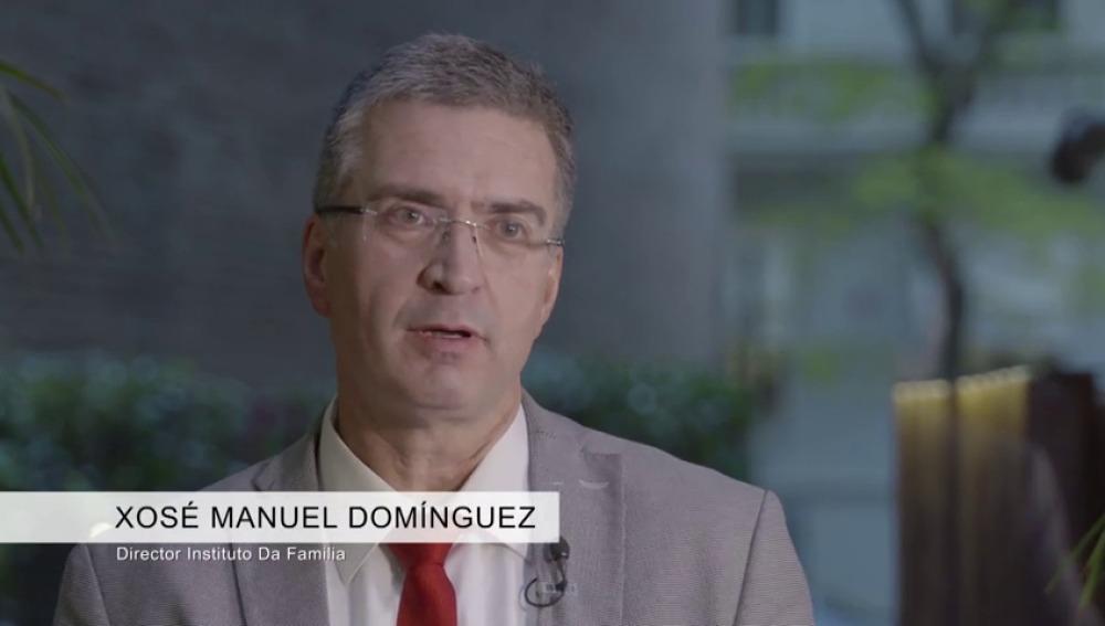 """Xosé Manuel Domínguez: """"La educación que queremos tiene que ser un acontecimiento para profesor y alumno"""""""