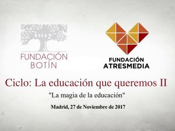 Podcast 'La magia de la educación'