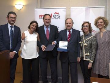 La Fundación Lilly concede el premio 'MEDES 2017' a Canal FAN3