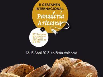 Valencia acogerá el II Certamen Internacional de Panadería Artesana
