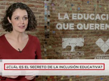 ¿Cuál es el secreto de la inclusión educativa?