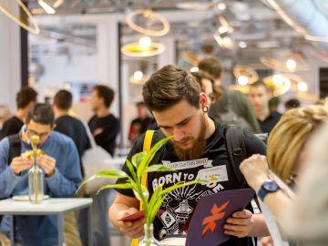 El Salón Europeo del Estudiante y el Empleo reúne a miles de jóvenes